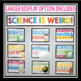Science is Weird - Bulletin Board Classroom Posters