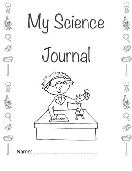 Science journal Cover Page