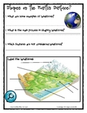 Science journal activities on Geology