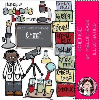 Science lab clip art - by Melonheadz