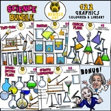 Science Clipart Bundle