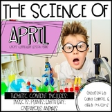 Spring Activities: Science, Math, & Literacy