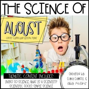 Science of August BUNDLE