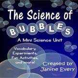 Bubbles:  Science Fun