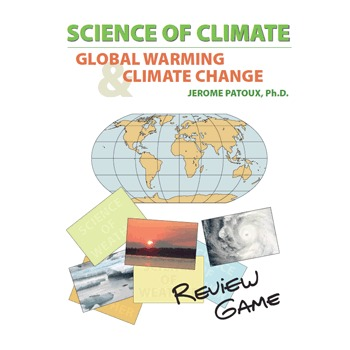 Science of Climate - Global Warming and Climate Change - Review Game