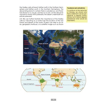 Science of Climate - Global Warming and Climate Change - Teaching Notes - Vol 2