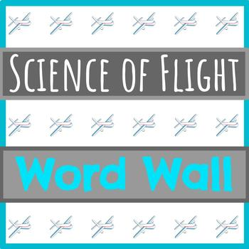 Science of Flight NGSS Vocabulary | Printables