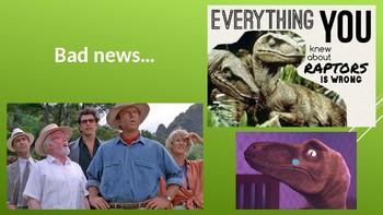 Science of Jurassic Park