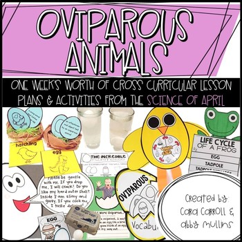 Science of Oviparous Animals