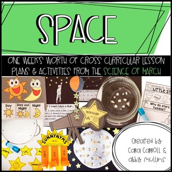 Science of Space (Sun, Moon, & Stars)