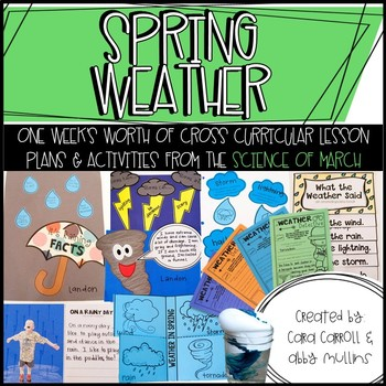 Science of Spring Weather