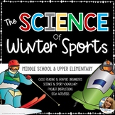 Science of Winter Sports - Olympics 2018 - Middle School Physics STEM
