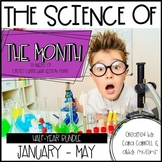 Science of the Month (Jan.-May BUNDLE)