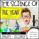 Science of the...YEARLONG BUNDLE