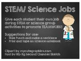Science or STEM Jobs