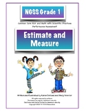 Science the Write Way Grade 1 Estimating and Measuring Length