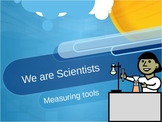 Science tools and Measurment Interactive Game and Powerpoi