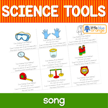 Science tools song