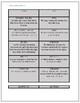 Science vocabulary flashcards