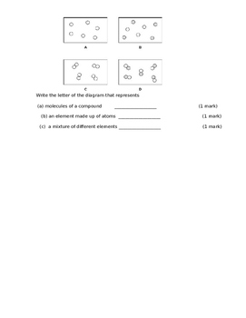 Science year 7 - Term Exam