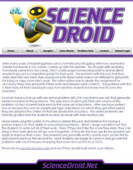 ScienceDroid.net