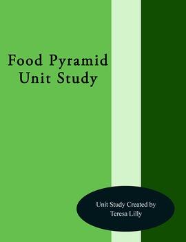 Food Pyramid Unit Study