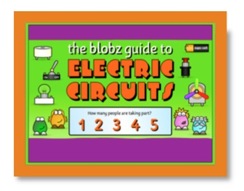 Science~Free Online Interactive for Learning About Circuits: Grades 2-6