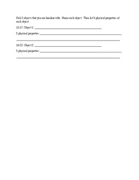 ScienceFusion Grade 4 Unit 7 Test, Review, and Answer Key