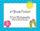 Science/SS Standards Second Grade Louisiana