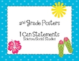 Science/SS Standards Second Grade Louisiana