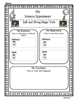 Science Experiments for Young Learners with Crafts {The Bundle!}
