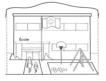 Freebies-Sciences Humaines- Mon village en papier (1)