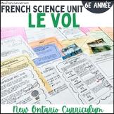 Sciences - Le Vol