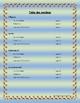 Sciences: Toute la 6e année-Tests, feuilles d'études, réponses aux tests