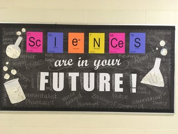 Sciences are in your Future Bulletin Board
