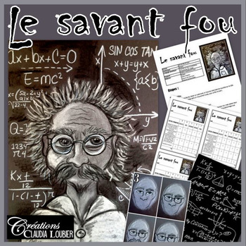 Sciences et arts plastiques: Un savant fou !