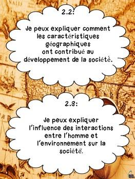 Sciences humaines Je Peux poster des affiches - Atlantic Canada
