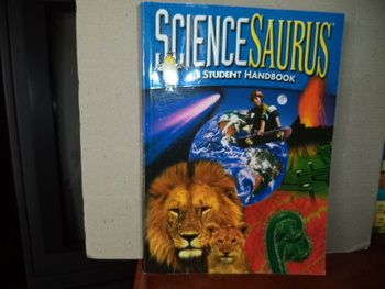 Sciencesaurus ISBN 13-978-0-669-51015-7