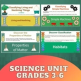 Scientific Classification Bundle
