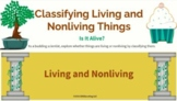 Scientific Classification: Living & Non Living Things