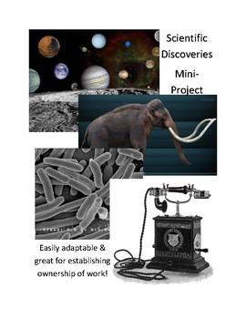 Scientific Discoveries Mini Project