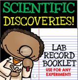 Science Lab Booklet