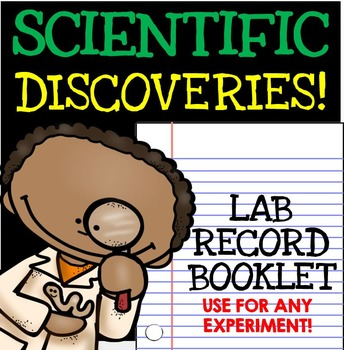 Science Lab Booklet
