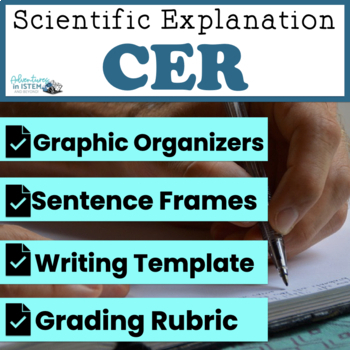Scientific Explanation Summary (Claim, Evidence, Reasoning