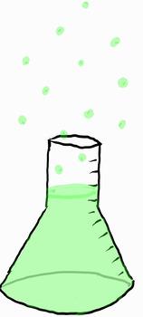 Scientific Flask doodle
