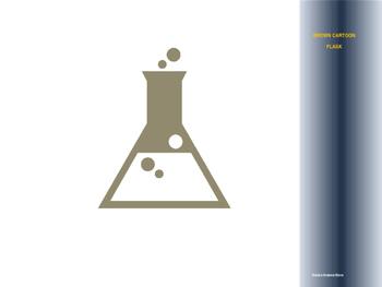 Scientific Glassware Clipart