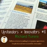 Scientific Innovator Reading Comprehension Passage #8:  Ri
