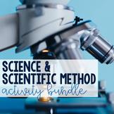 Science & Scientific Method - Activity Bundle