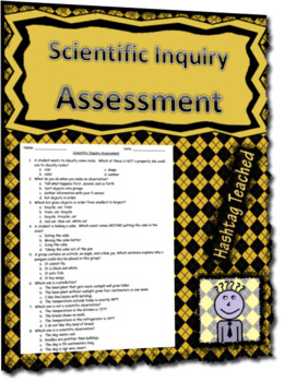 Scientific Inquiry Assessment
