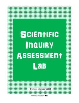 Scientific Inquiry Assessment Lab